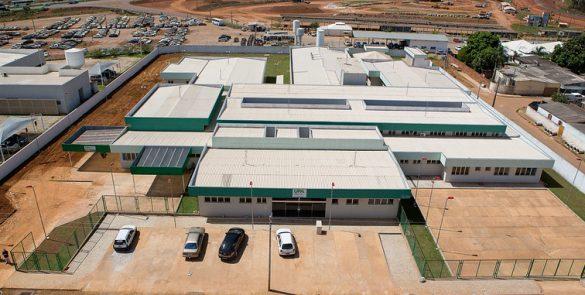Construção do novo Hospital Municipal da Vila Esperança - UPA (2012)
