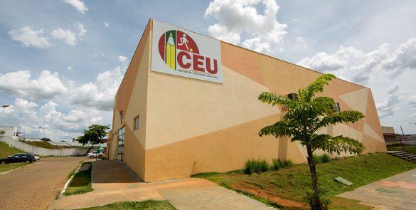 Criação do Centro de Educação Unificada no bairro Filóstro Machado - escola em tempo integral (2010)