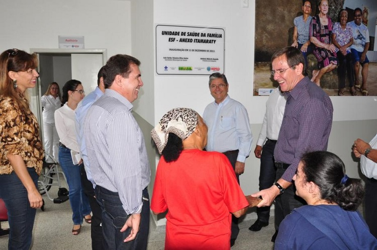 Inauguração-unidade-de-saúde-no-bairro-Anexo-Itamaraty-Reprodução-Prefeitura-de-Anápolis
