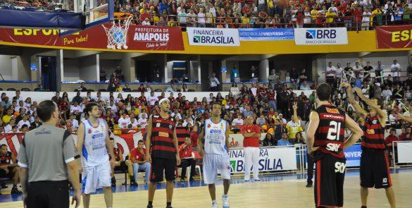 Realização da Final do Novo Basquete Brasil (2010)