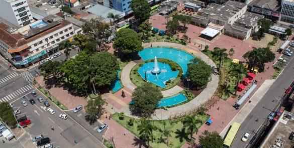 Revitalização da Praça Bom Jesus (2012)